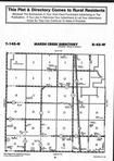 Map Image 018, Mahnomen County 2001